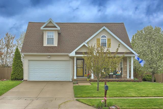 1208 Edgeview Drive, Mahomet, IL 61853 (MLS #10360637) :: Berkshire Hathaway HomeServices Snyder Real Estate