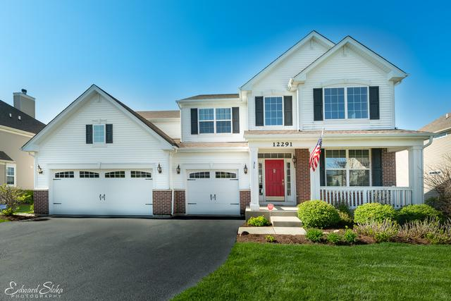 12291 Glazier Street, Huntley, IL 60142 (MLS #10360870) :: Berkshire Hathaway HomeServices Snyder Real Estate