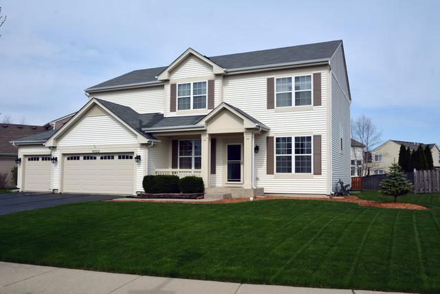 9322 Bristol Lane, Huntley, IL 60142 (MLS #10360927) :: Berkshire Hathaway HomeServices Snyder Real Estate