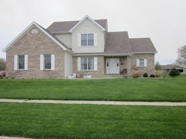 24 Cobblestone Lane, MINIER, IL 61759 (MLS #10361024) :: Angela Walker Homes Real Estate Group