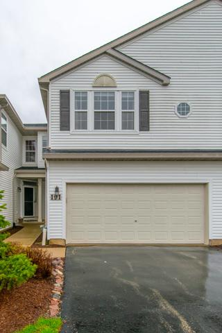 191 Half Moon Bay Court #191, Romeoville, IL 60446 (MLS #10361090) :: Berkshire Hathaway HomeServices Snyder Real Estate
