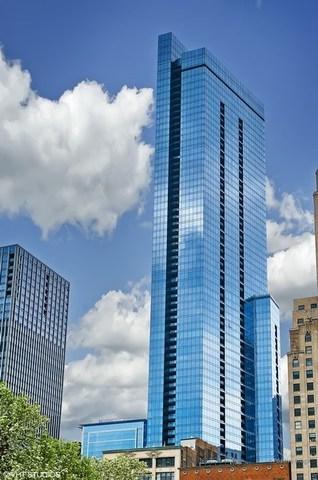 60 E Monroe Street #3507, Chicago, IL 60603 (MLS #10361262) :: Century 21 Affiliated