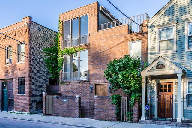 1751 N Fern Court, Chicago, IL 60614 (MLS #10361323) :: The Perotti Group | Compass Real Estate