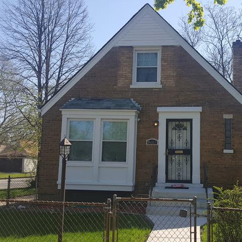 9601 S Greenwood Avenue, Chicago, IL 60628 (MLS #10361547) :: Berkshire Hathaway HomeServices Snyder Real Estate