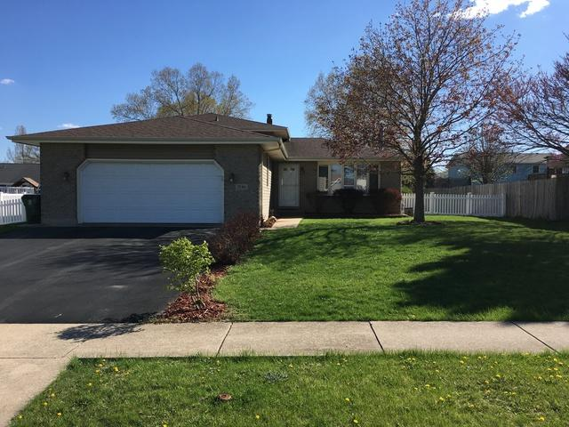 706 Amber Road, New Lenox, IL 60451 (MLS #10362068) :: Berkshire Hathaway HomeServices Snyder Real Estate