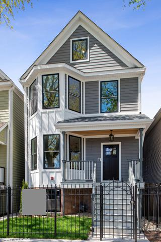 3038 N Hoyne Avenue, Chicago, IL 60618 (MLS #10362085) :: Berkshire Hathaway HomeServices Snyder Real Estate