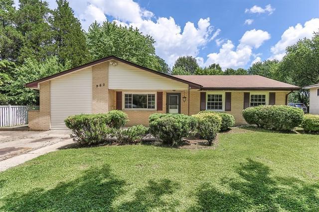 963 Lakewood Drive, Bartlett, IL 60103 (MLS #10362179) :: HomesForSale123.com