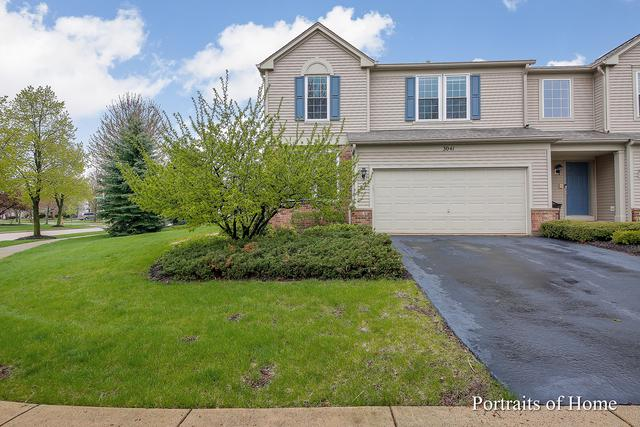 3041 Peachtree Circle, Aurora, IL 60502 (MLS #10362363) :: The Perotti Group | Compass Real Estate