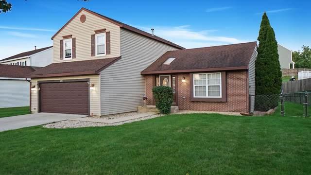 408 Kensington Drive, Streamwood, IL 60107 (MLS #10362869) :: The Wexler Group at Keller Williams Preferred Realty