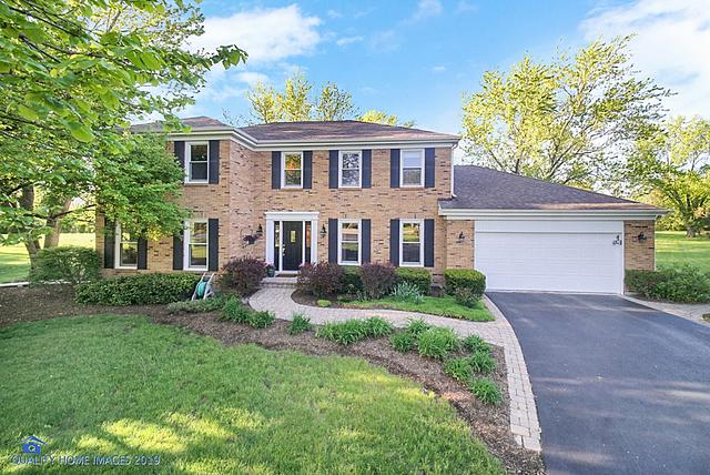 824 Whitman Court, Libertyville, IL 60048 (MLS #10363384) :: Berkshire Hathaway HomeServices Snyder Real Estate