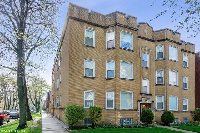 2553 W Ardmore Avenue #3, Chicago, IL 60659 (MLS #10363533) :: Property Consultants Realty