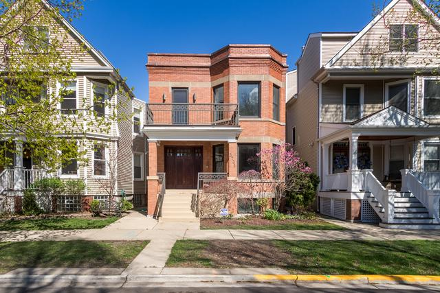 3731 N Bell Avenue, Chicago, IL 60618 (MLS #10363636) :: Berkshire Hathaway HomeServices Snyder Real Estate