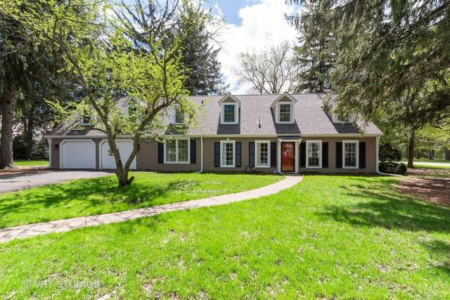 52 Oxford Drive, Lincolnshire, IL 60069 (MLS #10363658) :: Helen Oliveri Real Estate
