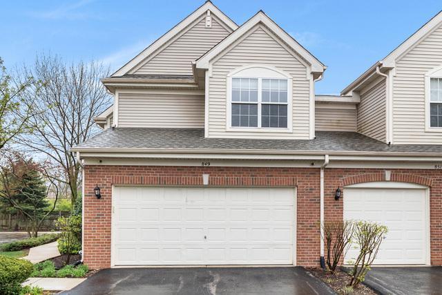 849 Mckenzie Station Drive, Lisle, IL 60532 (MLS #10364021) :: Berkshire Hathaway HomeServices Snyder Real Estate