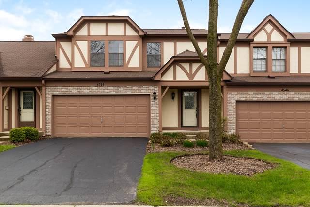 4544 Topaz Drive, Hoffman Estates, IL 60192 (MLS #10364030) :: Baz Realty Network | Keller Williams Elite