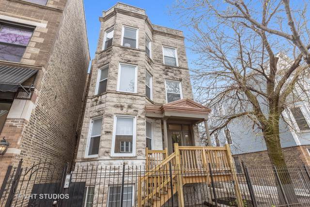 2139 W Belmont Avenue, Chicago, IL 60618 (MLS #10364169) :: Property Consultants Realty