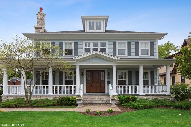 3912 Woodland Avenue, Western Springs, IL 60558 (MLS #10364261) :: Berkshire Hathaway HomeServices Snyder Real Estate