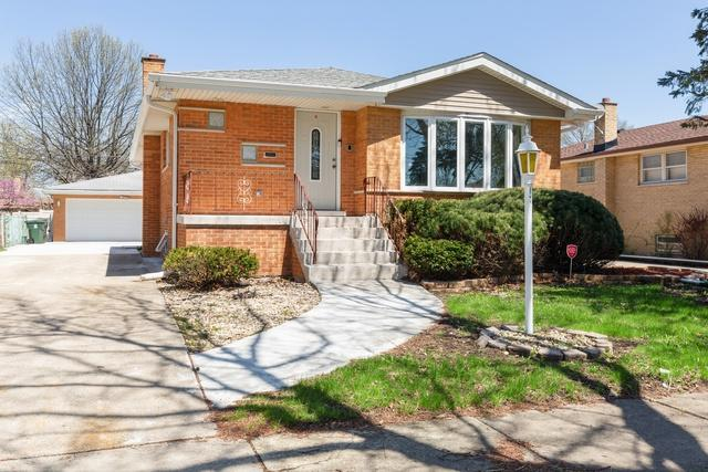 189 W 27TH Place, South Chicago Heights, IL 60411 (MLS #10364439) :: Century 21 Affiliated