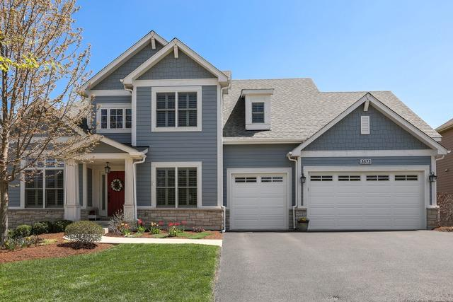 3573 Wetlands Drive, Elgin, IL 60124 (MLS #10364656) :: Berkshire Hathaway HomeServices Snyder Real Estate