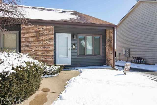 1702 Rockingham Drive #6, Normal, IL 61761 (MLS #10365100) :: Berkshire Hathaway HomeServices Snyder Real Estate