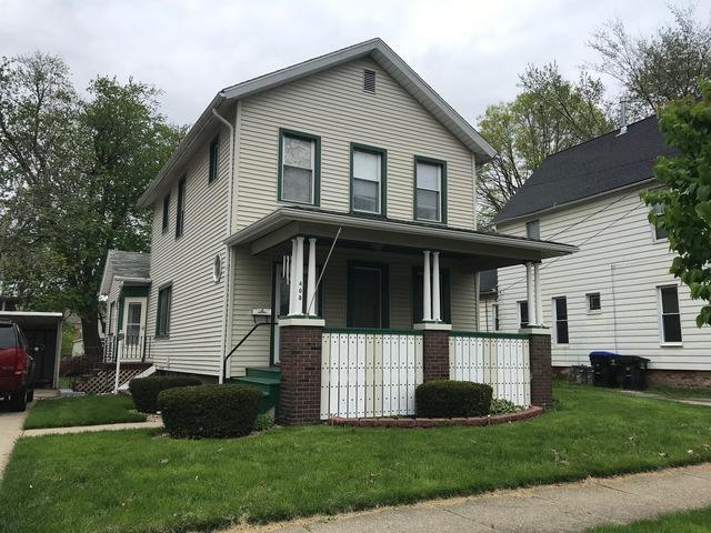 405 W Chestnut Street, Bloomington, IL 61701 (MLS #10365147) :: Berkshire Hathaway HomeServices Snyder Real Estate
