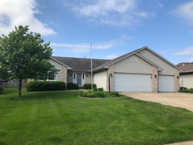 3907 Glenn Brooke Road, Champaign, IL 61822 (MLS #10365166) :: Ryan Dallas Real Estate