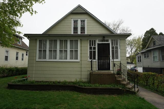 13822 S Atlantic Avenue, Riverdale, IL 60827 (MLS #10365998) :: Berkshire Hathaway HomeServices Snyder Real Estate