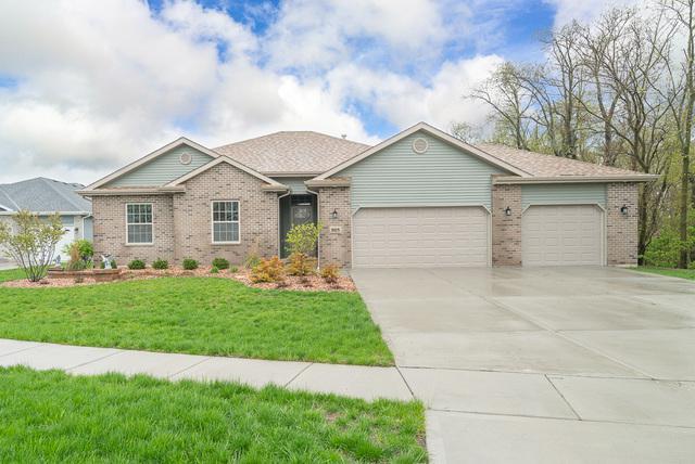 805 E Short Drive, Coal City, IL 60416 (MLS #10366065) :: Ryan Dallas Real Estate