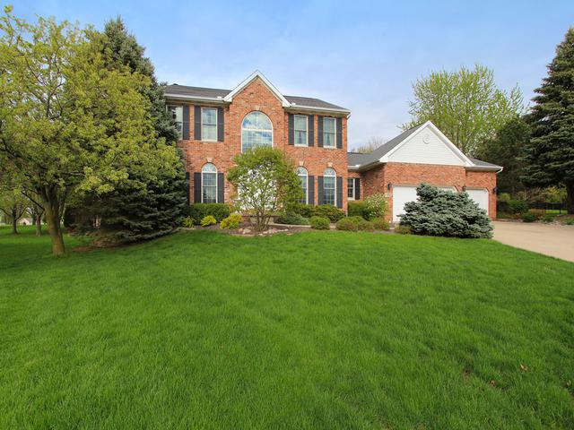 1102 Tanger Cc Court, Normal, IL 61761 (MLS #10366201) :: Property Consultants Realty