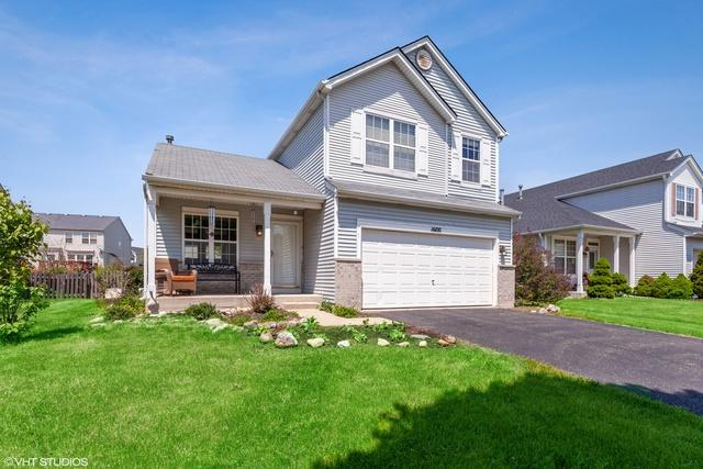 1600 Sunflower Court, Romeoville, IL 60446 (MLS #10366261) :: Berkshire Hathaway HomeServices Snyder Real Estate