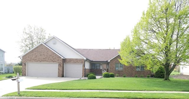 1005 Ironwood Cc Drive, Normal, IL 61761 (MLS #10366377) :: Property Consultants Realty
