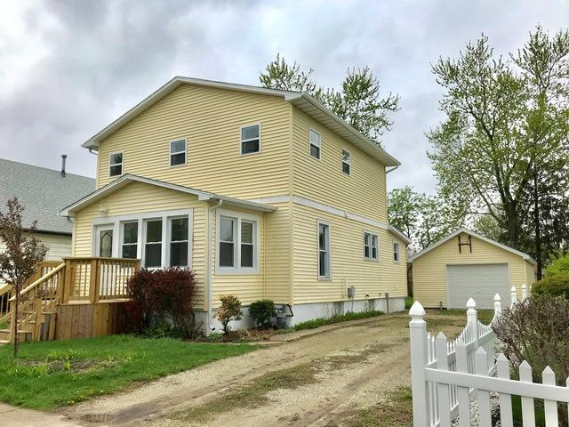 405 S Lincoln Street, Dwight, IL 60420 (MLS #10366401) :: Century 21 Affiliated