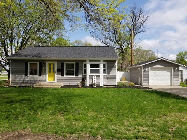 1321 2nd Street, Henry, IL 61537 (MLS #10366808) :: Century 21 Affiliated