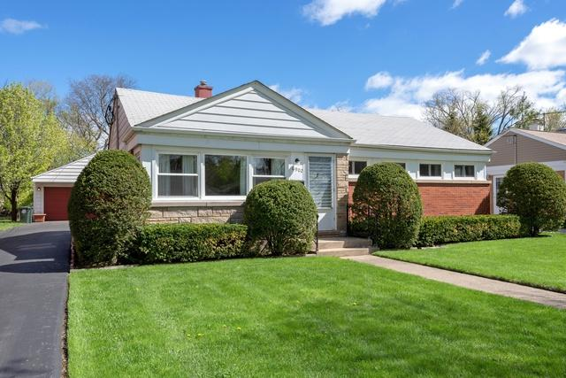 6902 Lyons Street, Morton Grove, IL 60053 (MLS #10366819) :: Berkshire Hathaway HomeServices Snyder Real Estate