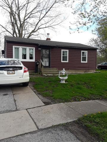 22407 Yates Avenue, Sauk Village, IL 60411 (MLS #10367225) :: Century 21 Affiliated