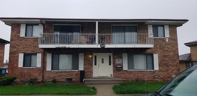 2471 Terrace Avenue, Lynwood, IL 60411 (MLS #10367304) :: Century 21 Affiliated