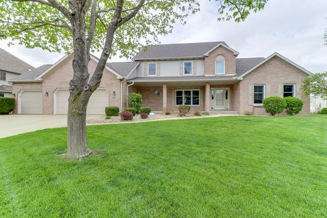 910 Ironwood Cc Drive, Normal, IL 61761 (MLS #10367664) :: Berkshire Hathaway HomeServices Snyder Real Estate