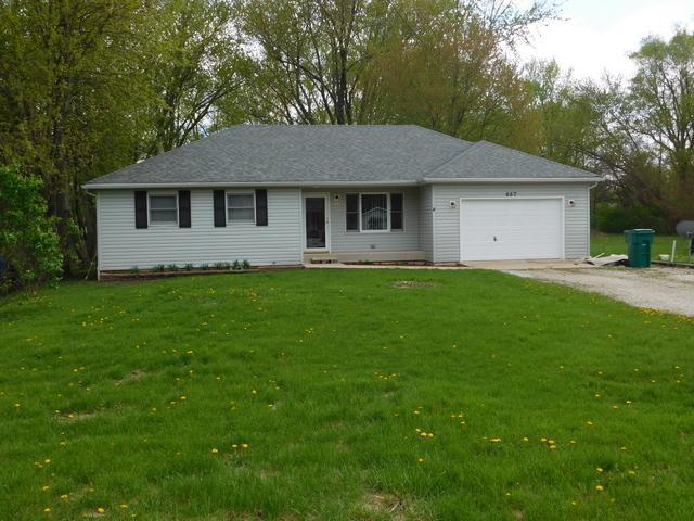 667 W Bergera Road, Braidwood, IL 60408 (MLS #10367722) :: Berkshire Hathaway HomeServices Snyder Real Estate