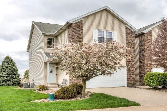 25 Everett Court, Bloomington, IL 61705 (MLS #10367967) :: Berkshire Hathaway HomeServices Snyder Real Estate
