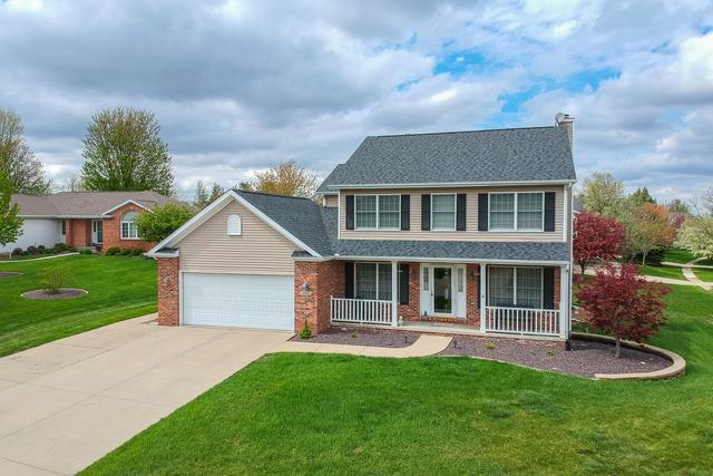 1004 Asbury Farms Cc Court, Normal, IL 61761 (MLS #10368001) :: Property Consultants Realty