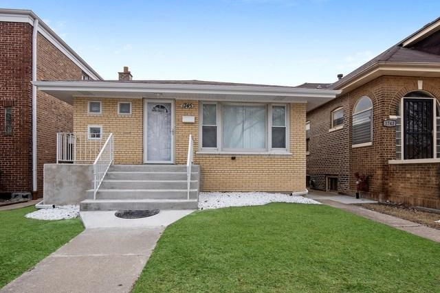 1745 E 83rd Street, Chicago, IL 60617 (MLS #10368030) :: Berkshire Hathaway HomeServices Snyder Real Estate