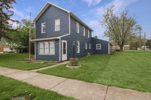 103 E Main Street, Reddick, IL 60961 (MLS #10368101) :: Century 21 Affiliated