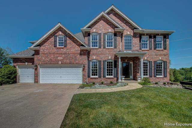 1680 Brookview Court, Aurora, IL 60502 (MLS #10368137) :: Berkshire Hathaway HomeServices Snyder Real Estate