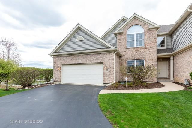 22 Juniper Court, Lake In The Hills, IL 60156 (MLS #10368365) :: Berkshire Hathaway HomeServices Snyder Real Estate