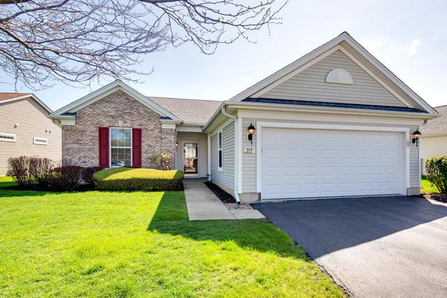 316 National Drive, Shorewood, IL 60404 (MLS #10368407) :: The Wexler Group at Keller Williams Preferred Realty
