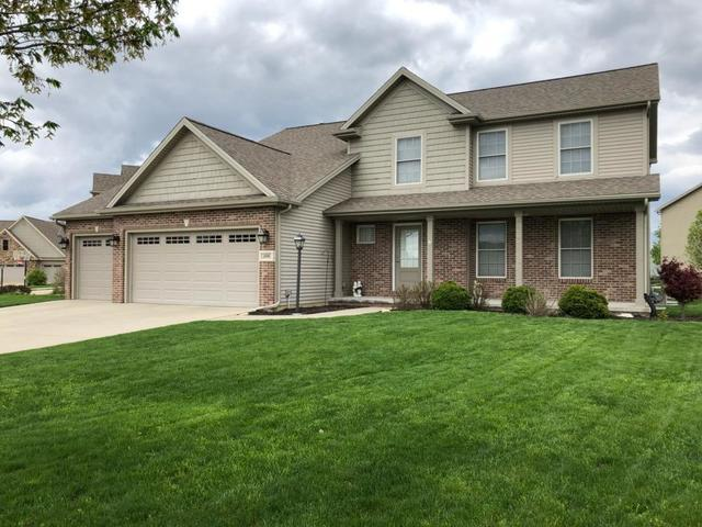 1808 Horizon Court, Mahomet, IL 61853 (MLS #10368527) :: The Wexler Group at Keller Williams Preferred Realty