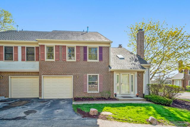 149 Bright Ridge Road, Schaumburg, IL 60194 (MLS #10368806) :: Berkshire Hathaway HomeServices Snyder Real Estate