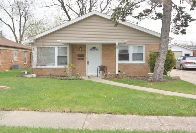 11629 S Troy Drive, Merrionette Park, IL 60803 (MLS #10368811) :: Century 21 Affiliated