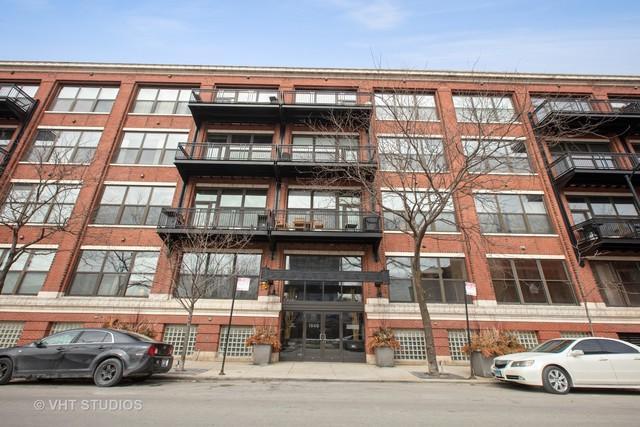 1040 W Adams Street #106, Chicago, IL 60607 (MLS #10368821) :: Century 21 Affiliated