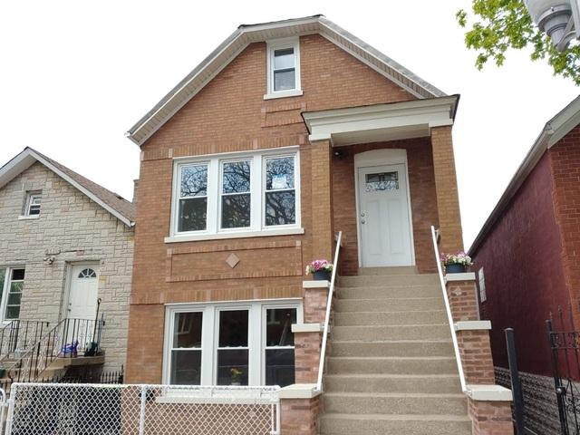 3614 S Hermitage Avenue, Chicago, IL 60609 (MLS #10368959) :: Century 21 Affiliated